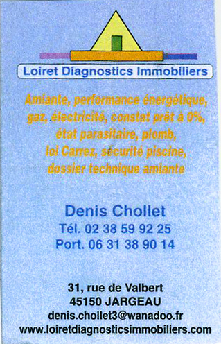 Loiret Diagnostics Immobiliers